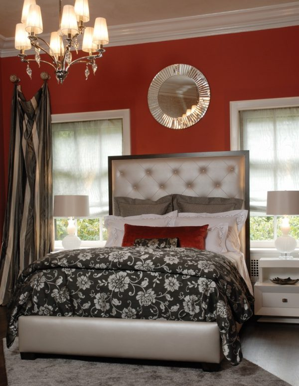 bedroom decorating ideas and designs Remodels Photos Marlaina Teich Designs Bellmore New York United States traditional-bedroom
