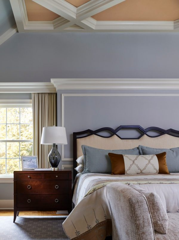 bedroom decorating ideas and designs Remodels Photos Michelle Wenitsky Interior Design Villanova Pennsylvania transitional-bedroom