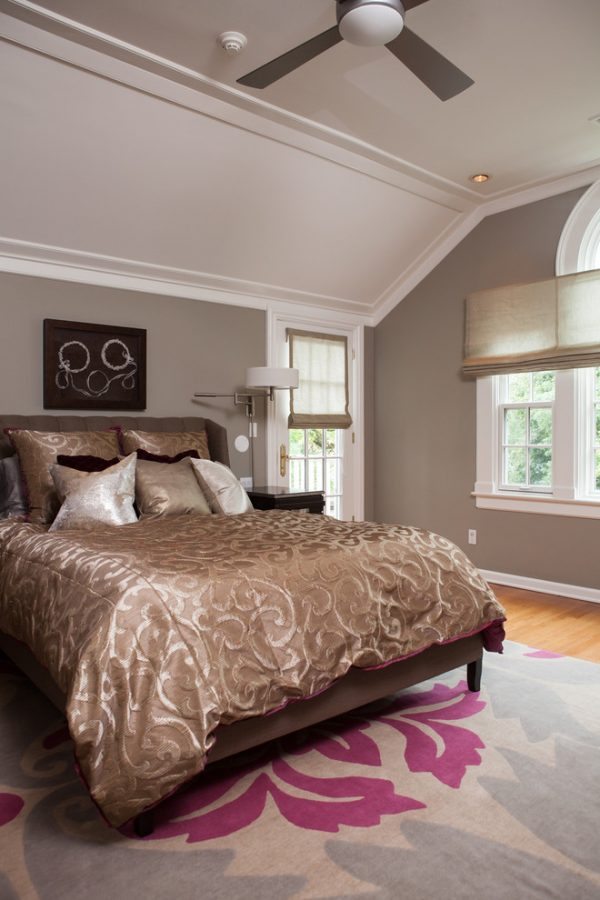 bedroom decorating ideas and designs Remodels Photos Michelle's Interiors Chicago Illinois United States home-design-001