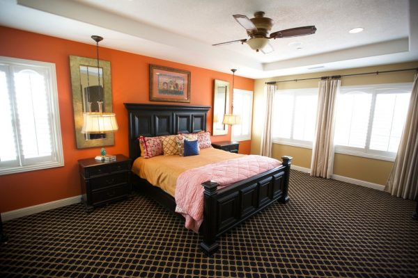 bedroom decorating ideas and designs Remodels Photos Mindy Laven Interiors Yorba Linda California United States home-design-009