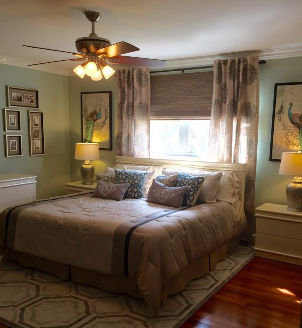 bedroom decorating ideas and designs Remodels Photos NGD Interiors Inc Churchville Pennsylvania United States transitional-bedroom