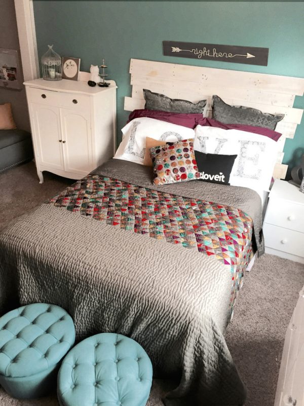 bedroom decorating ideas and designs Remodels Photos Nest Everett Washington United States shabby-chic-style-bedroom