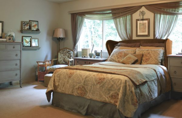 bedroom decorating ideas and designs Remodels Photos Nest Everett Washington United States traditional-bedroom
