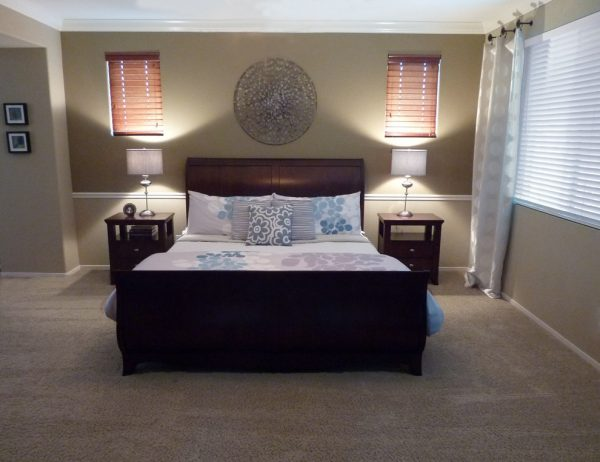 bedroom decorating ideas and designs Remodels Photos Nestology Interiors Piedmont California United States transitional-bedroom