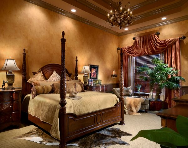 bedroom decorating ideas and designs Remodels Photos Petron Design, Inc Palm Beach Gardens Florida United States traditional-bedroom-001