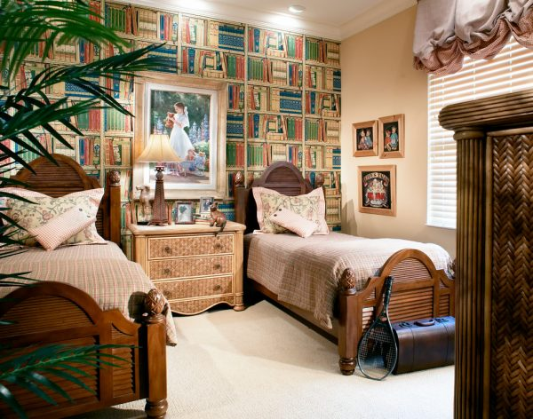 bedroom decorating ideas and designs Remodels Photos Petron Design, Inc Palm Beach Gardens Florida United States traditional-bedroom-002