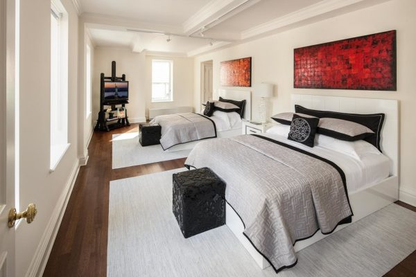 bedroom decorating ideas and designs Remodels Photos Posh Exclusive Interiors Lafayette  Louisiana United States contemporary-bedroom-002
