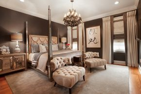 Bedroom Decorating and Designs by Posh Exclusive Interiors - Lafayette, Louisiana, United States