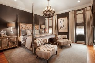 bedroom decorating ideas and designs Remodels Photos Posh Exclusive Interiors Lafayette Louisiana United States transitional-bedroom-001