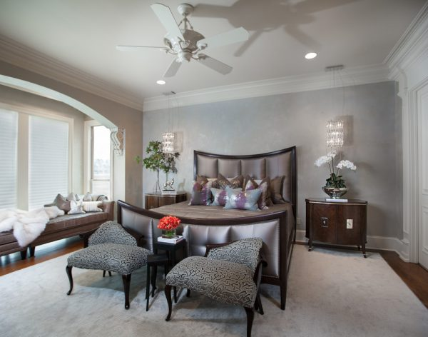 bedroom decorating ideas and designs Remodels Photos Posh Exclusive Interiors Lafayette  Louisiana United States transitional-bedroom-003