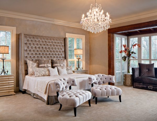 bedroom decorating ideas and designs Remodels Photos Posh Exclusive Interiors Lafayette  Louisiana United States transitional-bedroom-005