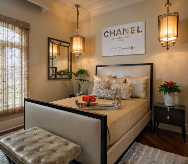 bedroom decorating ideas and designs Remodels Photos Posh Exclusive Interiors Lafayette  Louisiana United States transitional-bedroom-011
