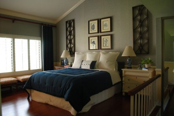 bedroom decorating ideas and designs Remodels Photos Renee Meyer INTERIORS Irvine California United States transitional