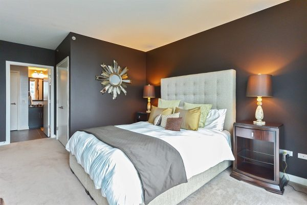 bedroom decorating ideas and designs Remodels Photos Robert Bryan Home Winnetka Illinois United States transitional-bedroom-005