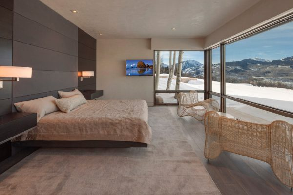 bedroom decorating ideas and designs Remodels Photos Robyn Scott Interiors, Ltd Basalt Colorado United States 1 (1)