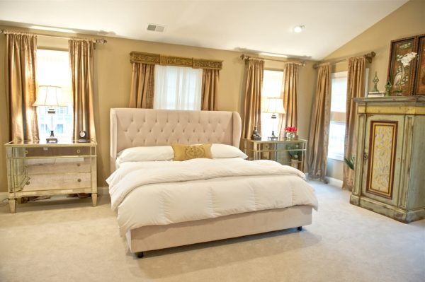 bedroom decorating ideas and designs Remodels Photos Rose Abby Design Jackson New Jersey United States traditional-bedroom-001
