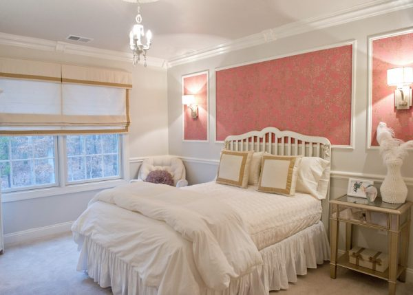 bedroom decorating ideas and designs Remodels Photos Rose Abby Design Jackson New Jersey United States traditional-bedroom