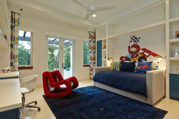 bedroom decorating ideas and designs Remodels Photos Shuster Design Associates Fort Lauderdale Florida United Statescontemporary-kids-001