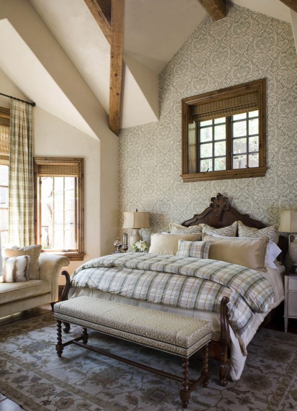 bedroom decorating ideas and designs Remodels Photos Slifer Designs Edwards Colorado United States rustic-bedroom-001