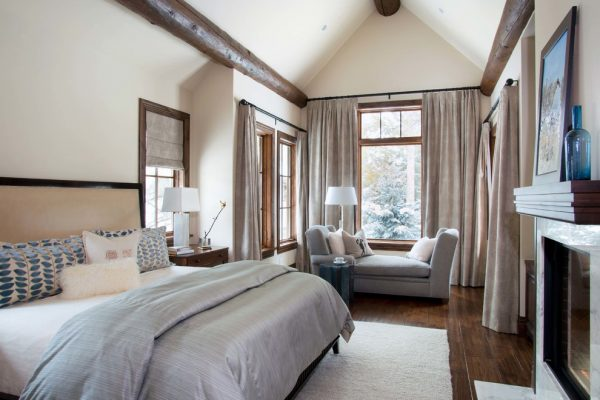 bedroom decorating ideas and designs Remodels Photos Slifer Designs Edwards Colorado United States traditional-bedroom