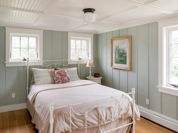 bedroom decorating ideas and designs Remodels Photos Spaces by LLG Cumberland Maine United States beach-style