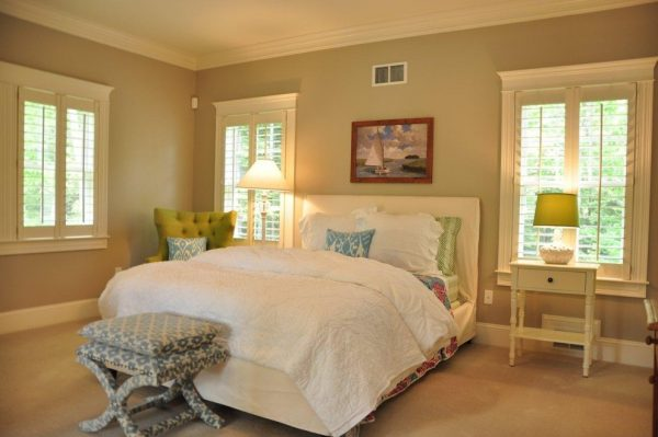 bedroom decorating ideas and designs Remodels Photos Spaces by LLG Cumberland Maine United States traditional-bedroom-003