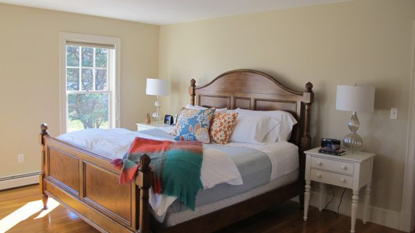 bedroom decorating ideas and designs Remodels Photos Spaces by LLG Cumberland Maine United States traditional-bedroom