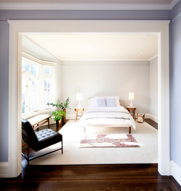 bedroom decorating ideas and designs Remodels Photos Storey Design San Francisco California United States midcentury-bedroom