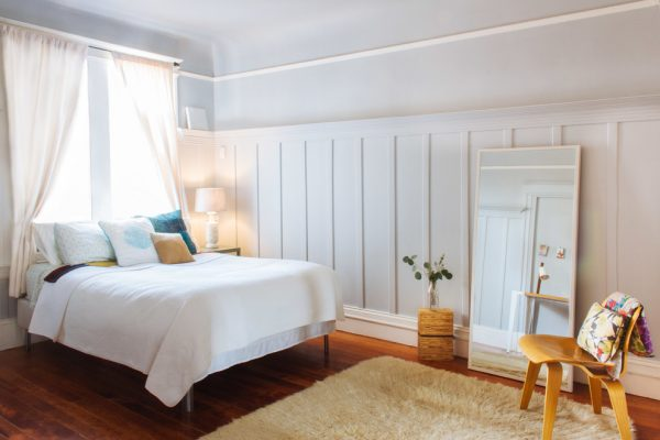 bedroom decorating ideas and designs Remodels Photos Storey Design San Francisco California United States transitional-bedroom