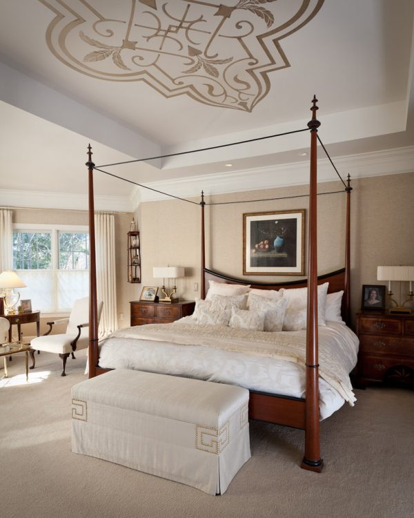 bedroom decorating ideas and designs Remodels Photos Teri Interiors McLean Virginia United States traditional-bedroom-001
