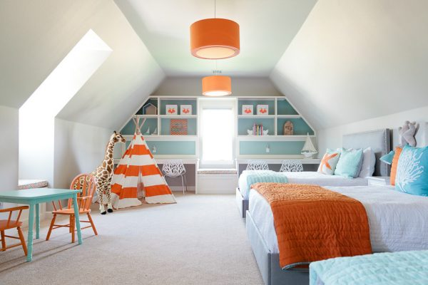 bedroom decorating ideas and designs Remodels Photos The Design Shoppe Tulsa Oklahoma United States beach-style-kids-001