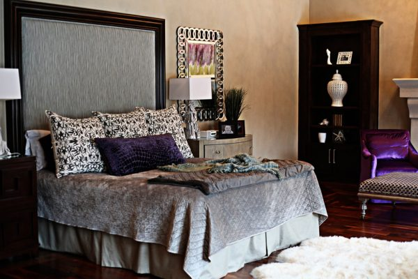 bedroom decorating ideas and designs Remodels Photos The Design Shoppe Tulsa Oklahoma United States contemporary-bedroom-001