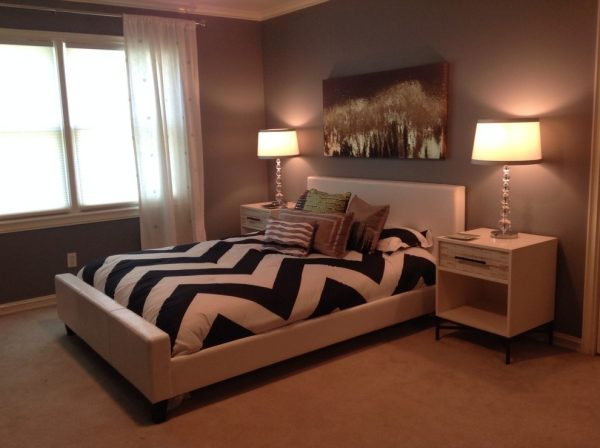 bedroom decorating ideas and designs Remodels Photos The Design Shoppe Tulsa Oklahoma United States contemporary-bedroom