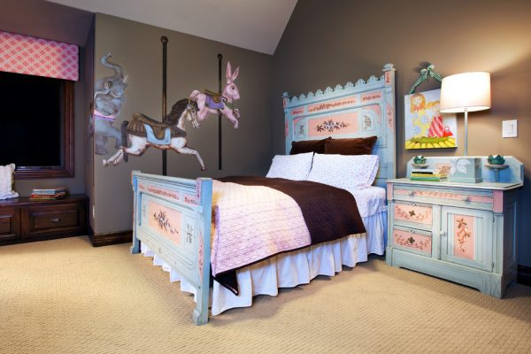 bedroom decorating ideas and designs Remodels Photos The Interior Design Firm Omaha Nebraska United States transitional-bedroom