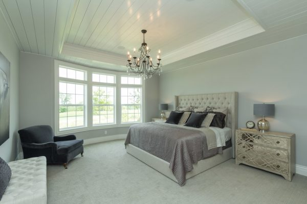 bedroom decorating ideas and designs Remodels Photos The Mansion Des Moines Iowa United States transitional-bedroom-011