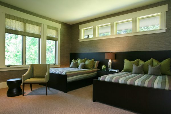 bedroom decorating ideas and designs Remodels Photos The Teich Group Royal Oak Michigan United States contemporary-bedroom-004