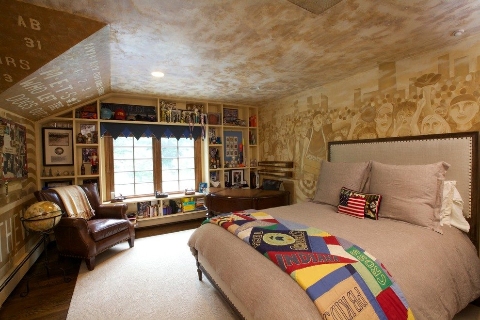 Bedroom Decorating And Designs By Tuck Bernstein Design Llc Bedford Corners New York United States