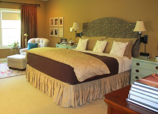 bedroom decorating ideas and designs Remodels Photos Wannemacher Interiors, LLC Columbus Ohio United States traditional-bedroom-001