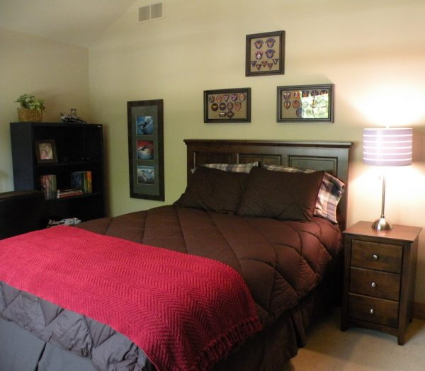bedroom decorating ideas and designs Remodels Photos Ware Design LLC Delafield Wisconsin United States eclectic-kids
