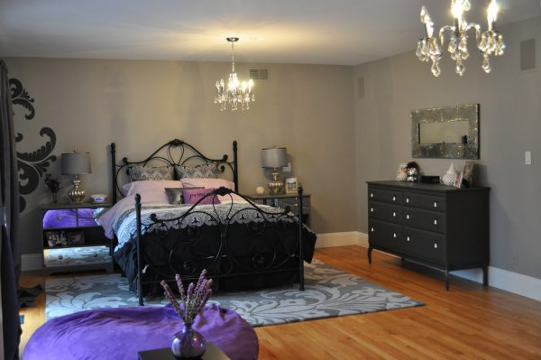 bedroom decorating ideas and designs Remodels Photos metamorphosis interior design, llc Palm Beach Gardens Florida eclectic-kids