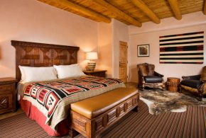 Bedroom Decorating and Designs by David Naylor Interiors - Santa Fe, New Mexico, United States