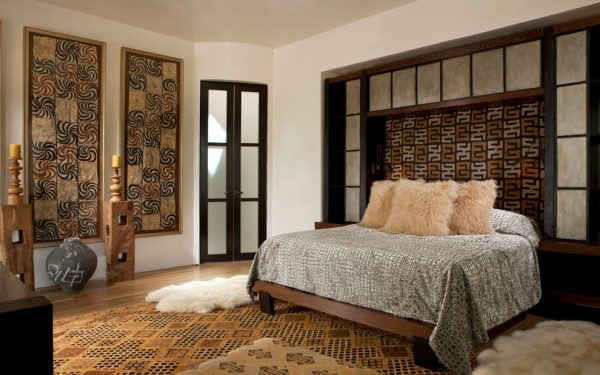 bedroom decorating ideas and designs Remodels PhotosDavid Naylor Interiors Santa Fe New Mexico United States eclectic-bedroom