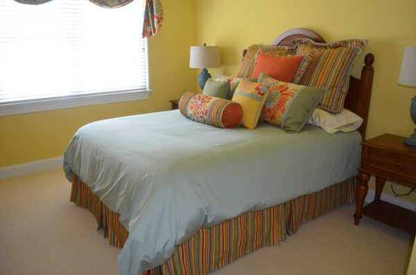 bedroom decorating ideas designs Photos Dezign Inspirations Home Design Resource Wilmington North Carolina beach-style-bedroom-3
