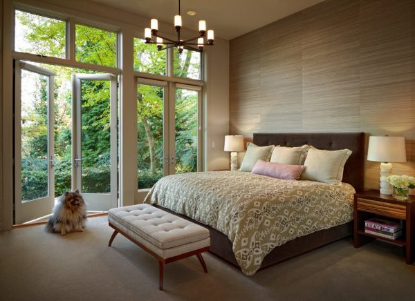 bedroom decorating ideas designs Remodels Photos Colleen Knowles Interior Design Mercer Island Washington transitional-bedroom