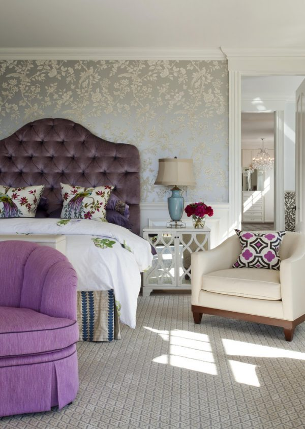 bedroom decorating ideas designs Robin Pelissier Interior Design & Robin's Nest Hingham Massachusetts traditional-bedroom-1