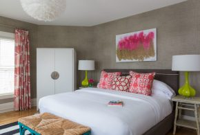 Bedroom Decorating and Designs by Robin Pelissier Interior Design & Robin's Nest - Hingham, Massachusetts, United States