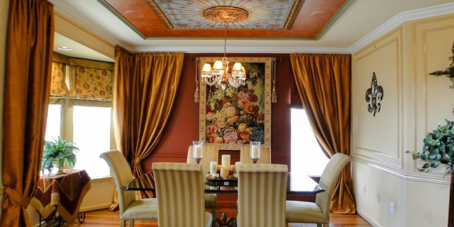 Dining room decorating and designs by dion designs the - Interior designers the woodlands tx ...