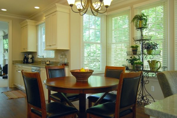 dining room decorating ideas and designs Remodels Photos studio tanya interior design Rochester Michigan United States traditional-kitchen