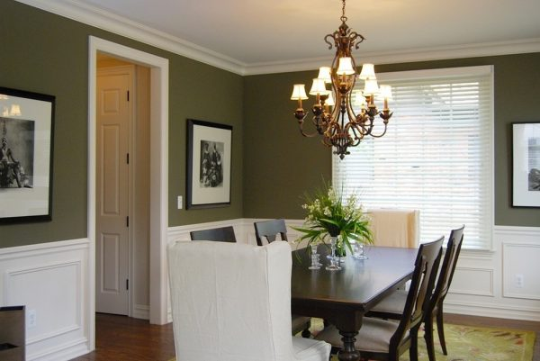 dining room decorating ideas and designs Remodels Photos studio tanya interior design Rochester Michigan traditional-dining-room-003