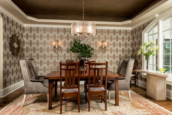 dining room decorating ideas designs Remodels Photos Clark and Clark Interiors Charlotte North Carolina United traditional-dining-room2